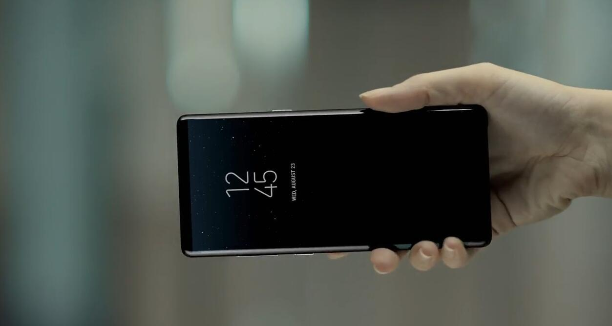 全新安卓机皇降临:三星Note 8官方介绍视频放出