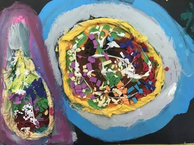 嘉木美术馆的艺文周末:沙画/印度手绘/水拓画/水粉画