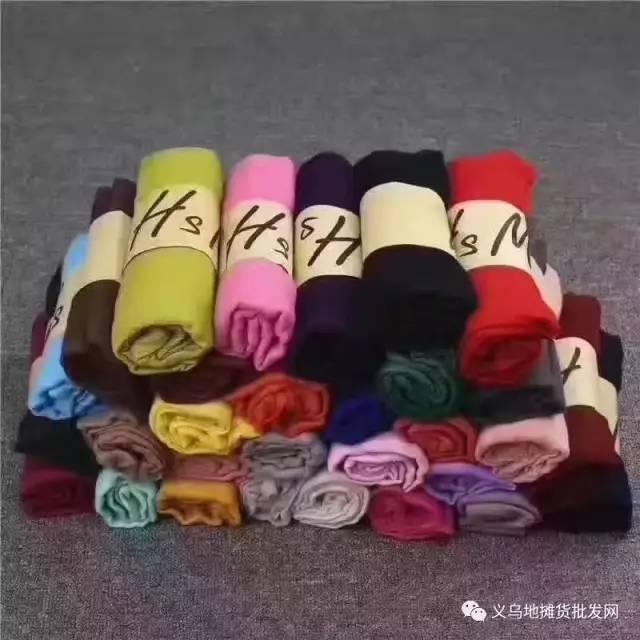趙麗穎同款棉麻圍巾