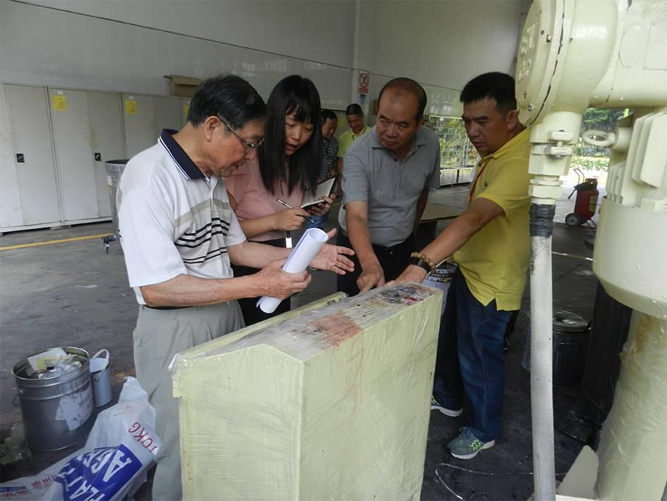 【开展】市服装局局长刘大明带队到五桂山关注赫本安监设计图图片