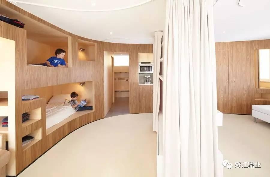 小户型大空间的室内创意设计图片