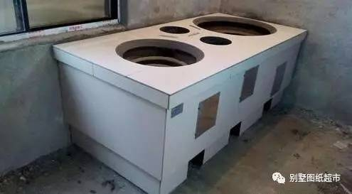 好用省钱节能的农村柴火灶台怎么设计?农民家用的尺寸图片