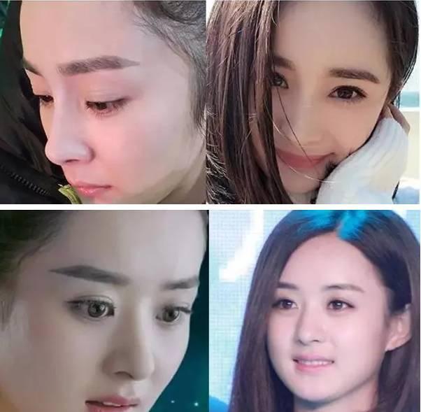 据说,这是今年最有流行趋势的一款眉毛!很多人都画了!
