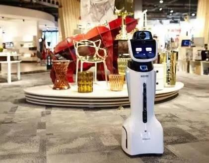 热点丨商用服务机器人千亿市场爆发在即