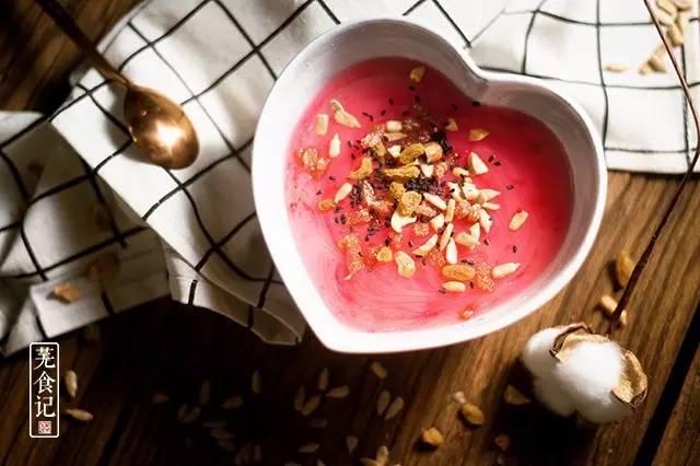撩~食一碗茶羹,都是爱你的形状