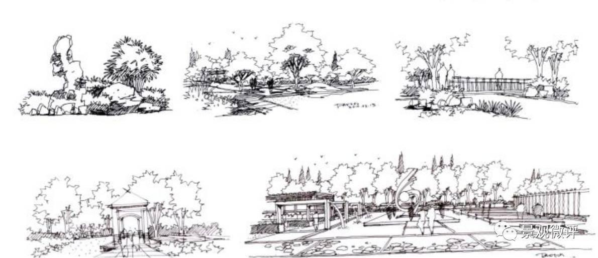 景观快题设计方法,教你考出高分!