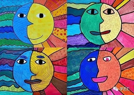 儿童立体绘画创意技巧,轻松玩出大师范儿!图片