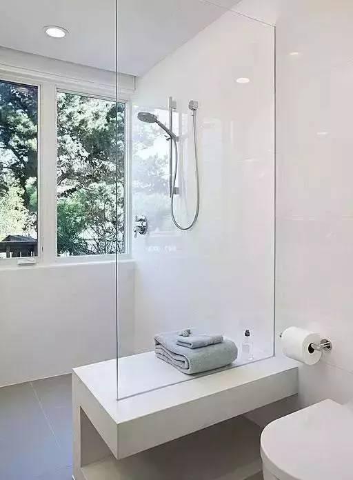 小户型卫生间隔断的四种方式,干湿分区不再是问题了