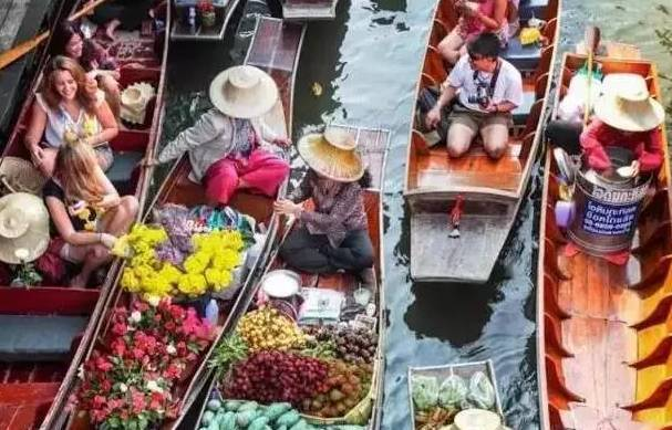 好消息!温州人以后能坐高铁去泰国了!票价便宜到哭,一路游遍新马泰!