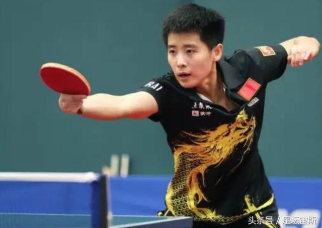 日本10将进16强围追国乒1人 日本小将学丁宁绝技险团灭国乒