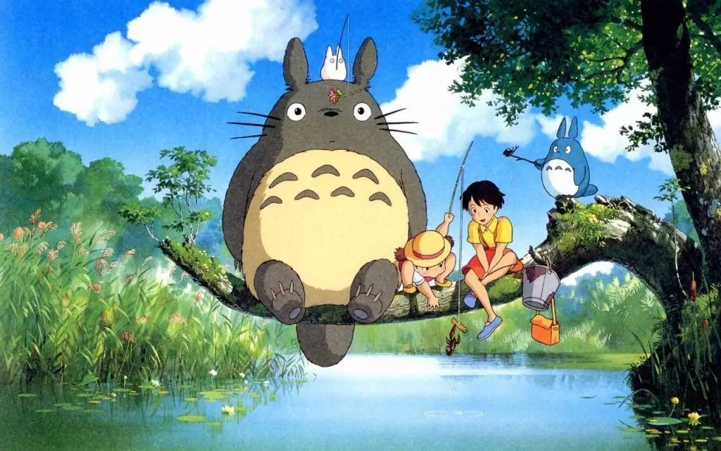 宫崎骏的所有动画片_这是宫崎骏动画片里才有的纯真天地!