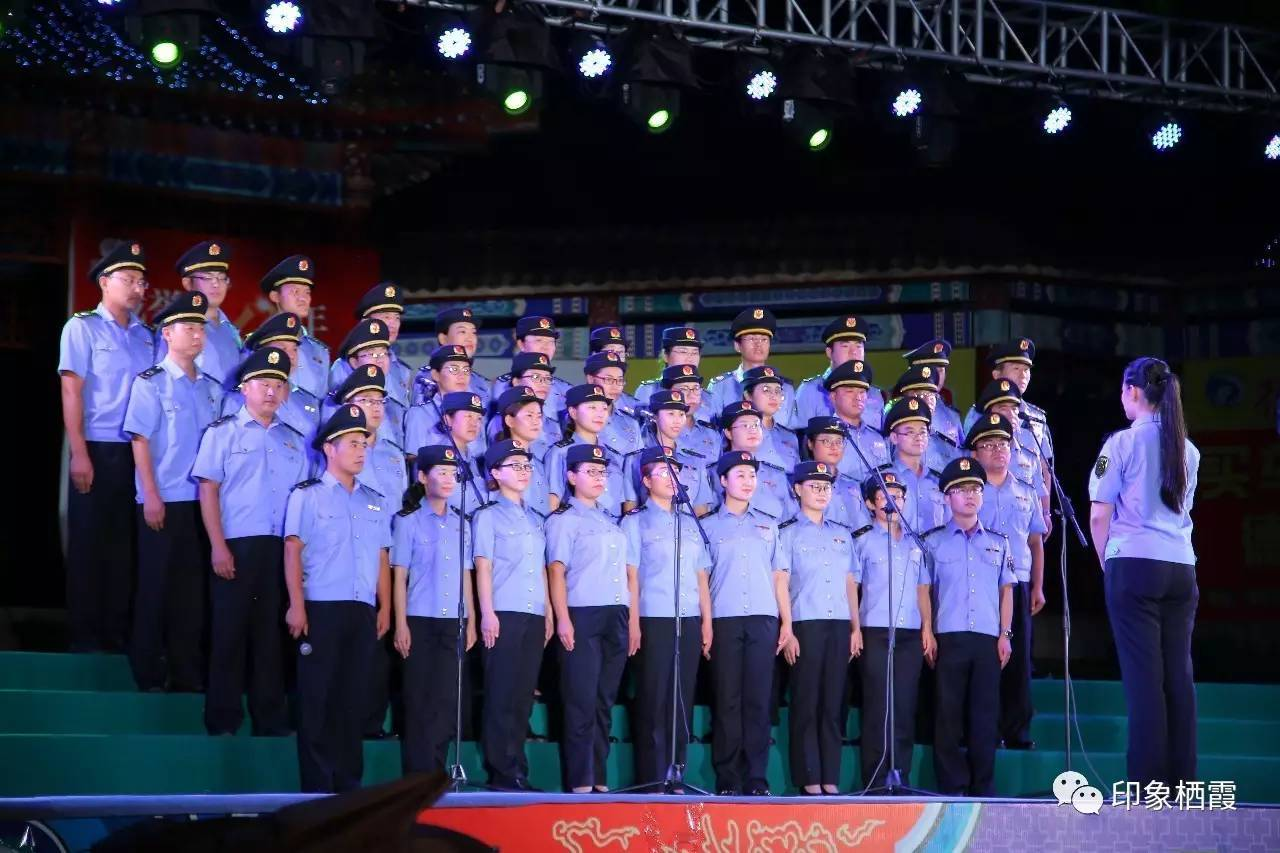 """【团结】""""歌唱祖国礼赞英雄""""大合唱圆满结束,看看哪个队你熟悉!图片"""
