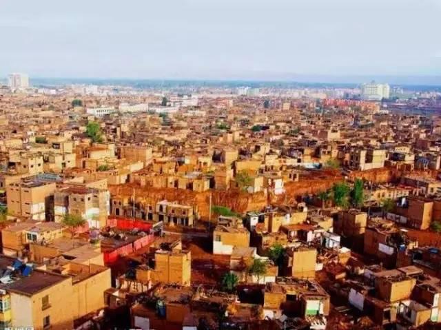 喀什 独具魅力的幸福之城图片