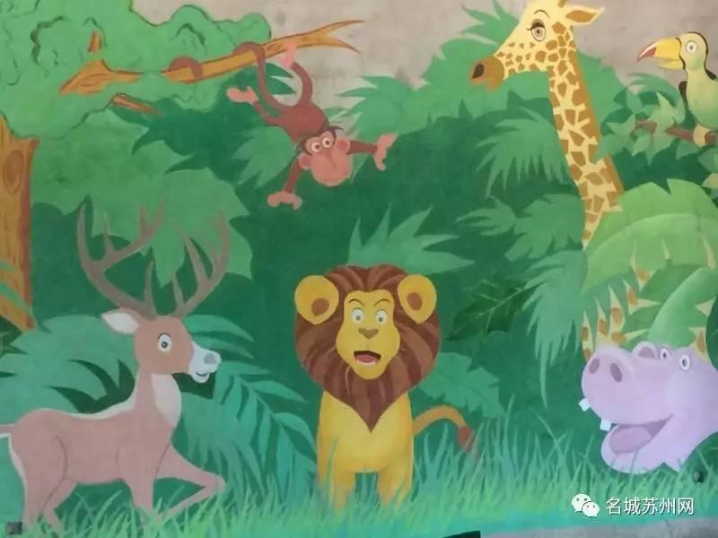 """上方山森林动物世界""""狂欢派对"""",即将吹响锣鼓!图片"""