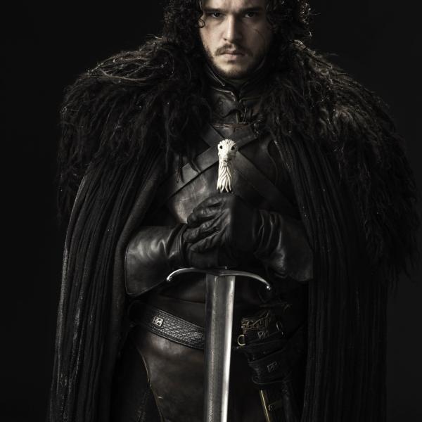 时尚 正文  我将尽忠职守,生死于斯 我是黑暗中的利剑,长城上的守卫