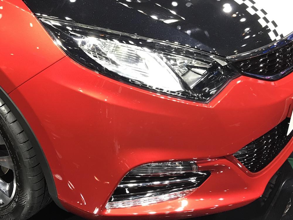 新逸动XT RS激情上市 长安汽车盛装亮相2017成都车展高清图片