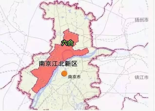南京高淳新城规划图