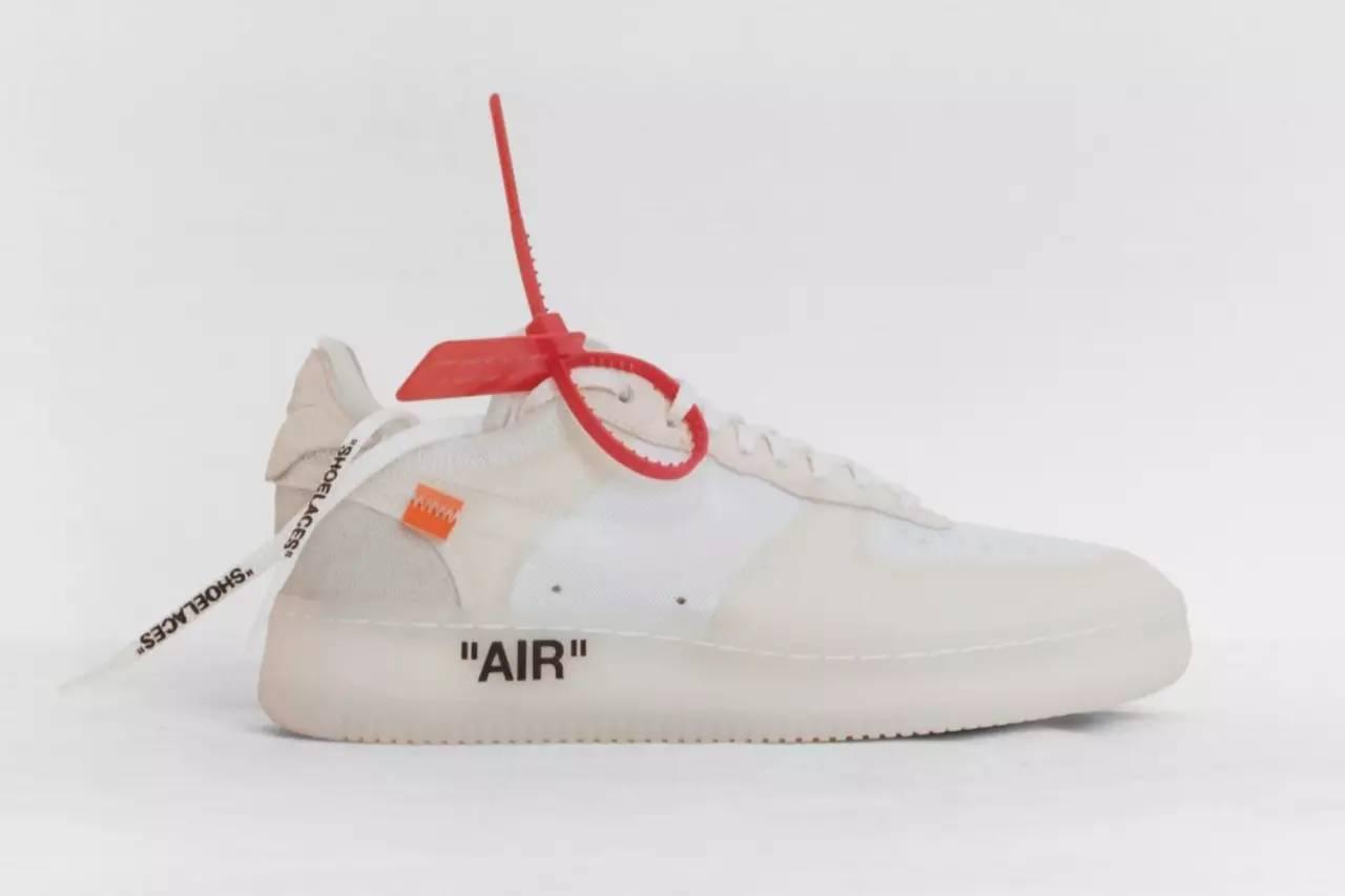 Virgil Abloh「主宰」本周球鞋圈,Kanye、Karl Lagerfeld