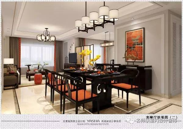 yasha设计院—中式古典别墅大宅室内设计软装深化方案