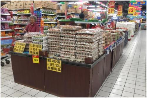 8月鸡蛋价格上涨,为何?专家:短期物价不会太高