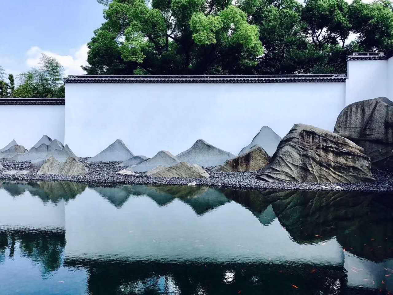 """苏州博物馆,""""现代建筑的最后大师""""贝聿铭先生的封山之作"""