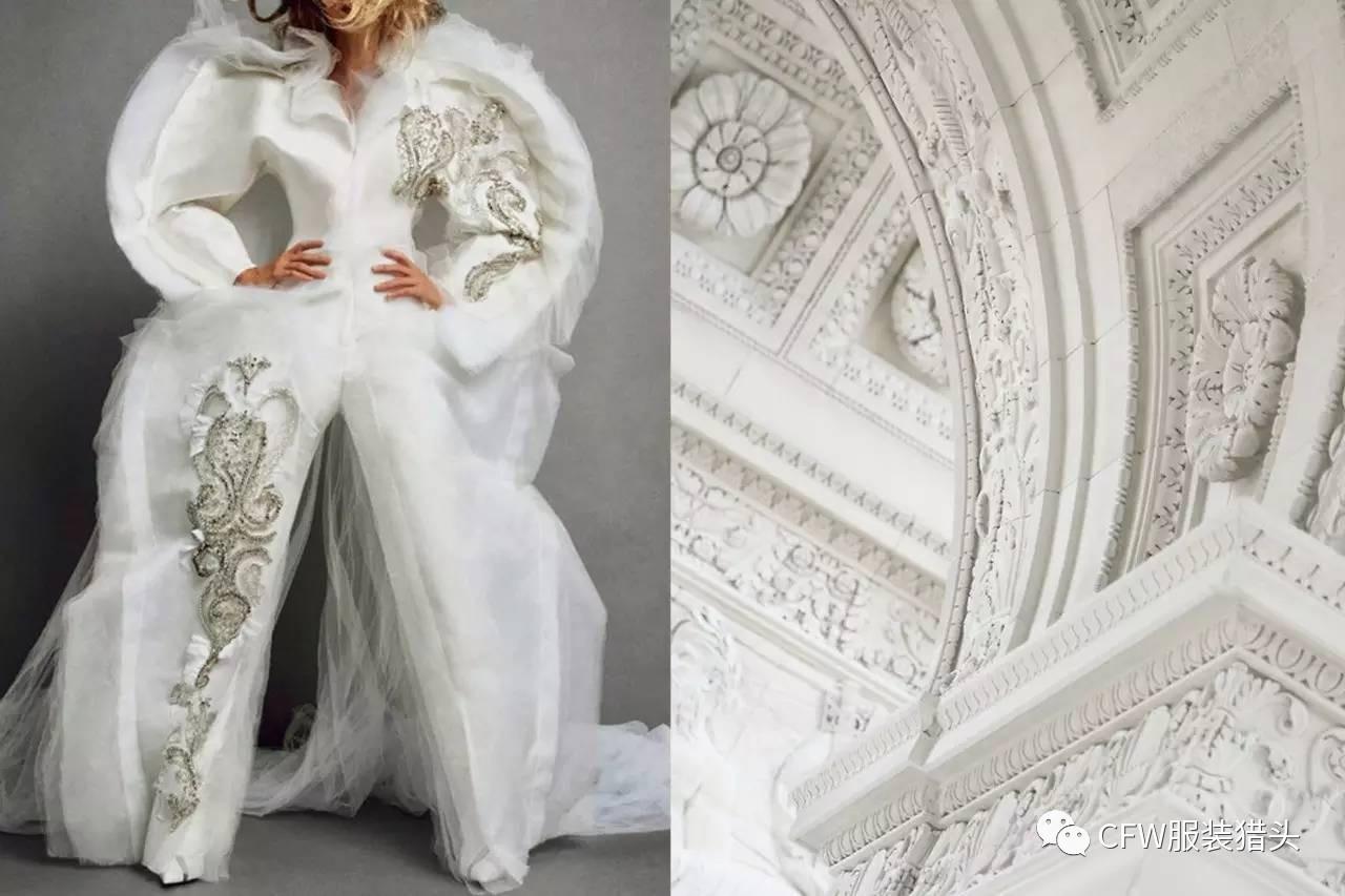 服装设计的灵感:竟然来源于生活中最普通的事物!图片