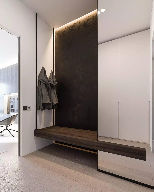 墙壁衣柜设计图