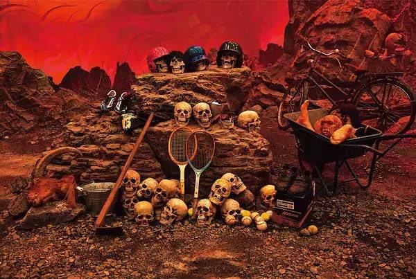 重回地狱电影海报