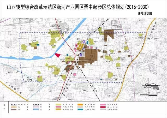 长寿区最新规划图