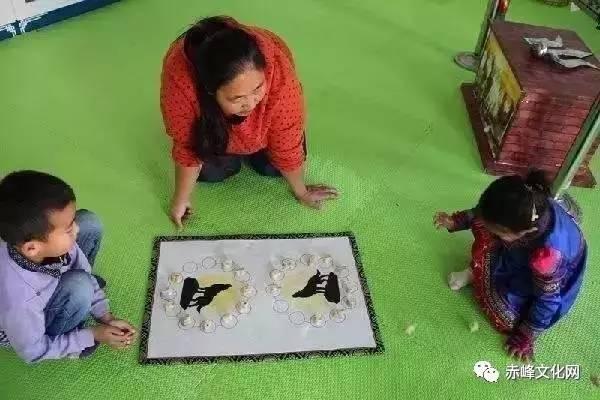 """【蒙古族民俗】童年的快乐——""""沙嘎""""游戏"""