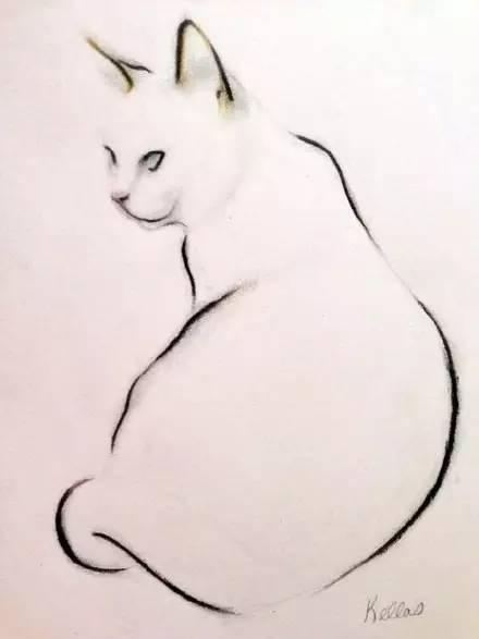 笔画搞笑手绘小黄人