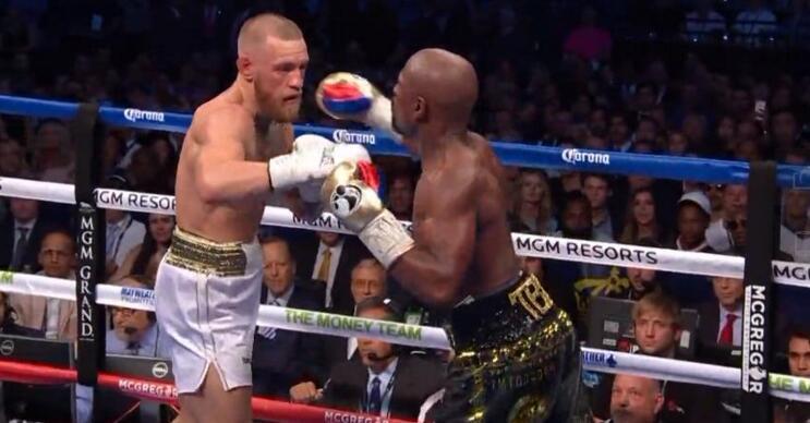 梅威瑟迎来自己的恐怖50胜,成为史上最伟大的拳王