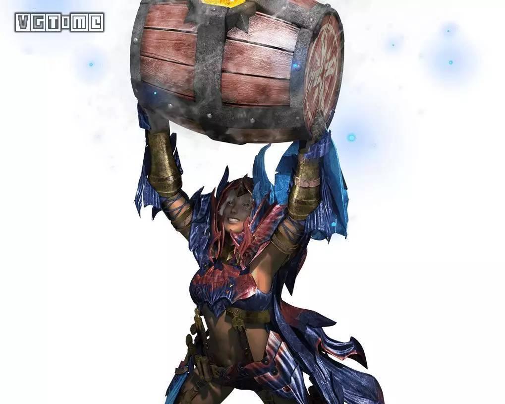 【新闻】《怪物猎人××》道具包配信 50个强走药G根本停不下来