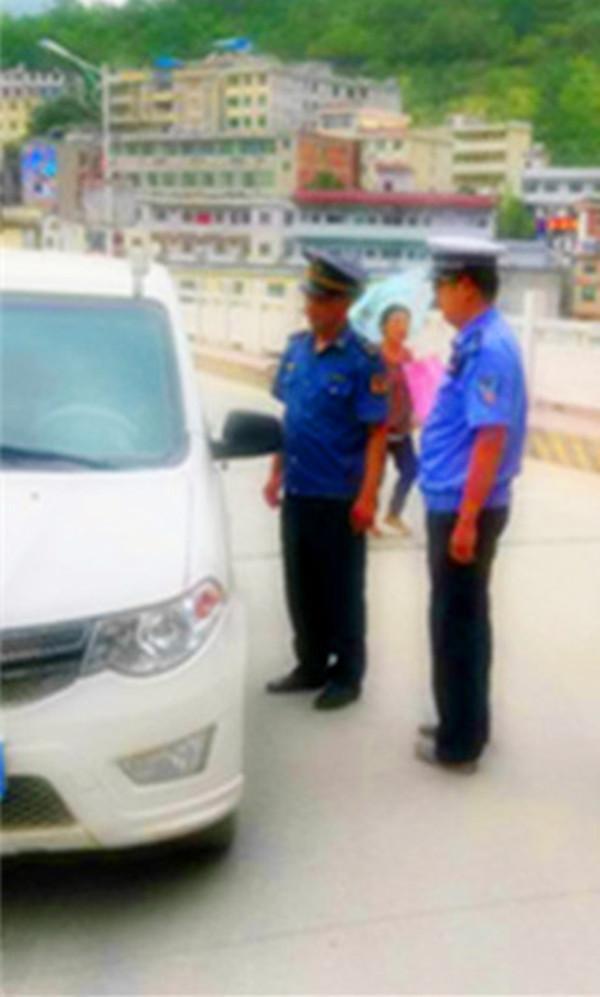 旬阳县交警大队、运管所积极做好秋季开学前交通安全管理工作
