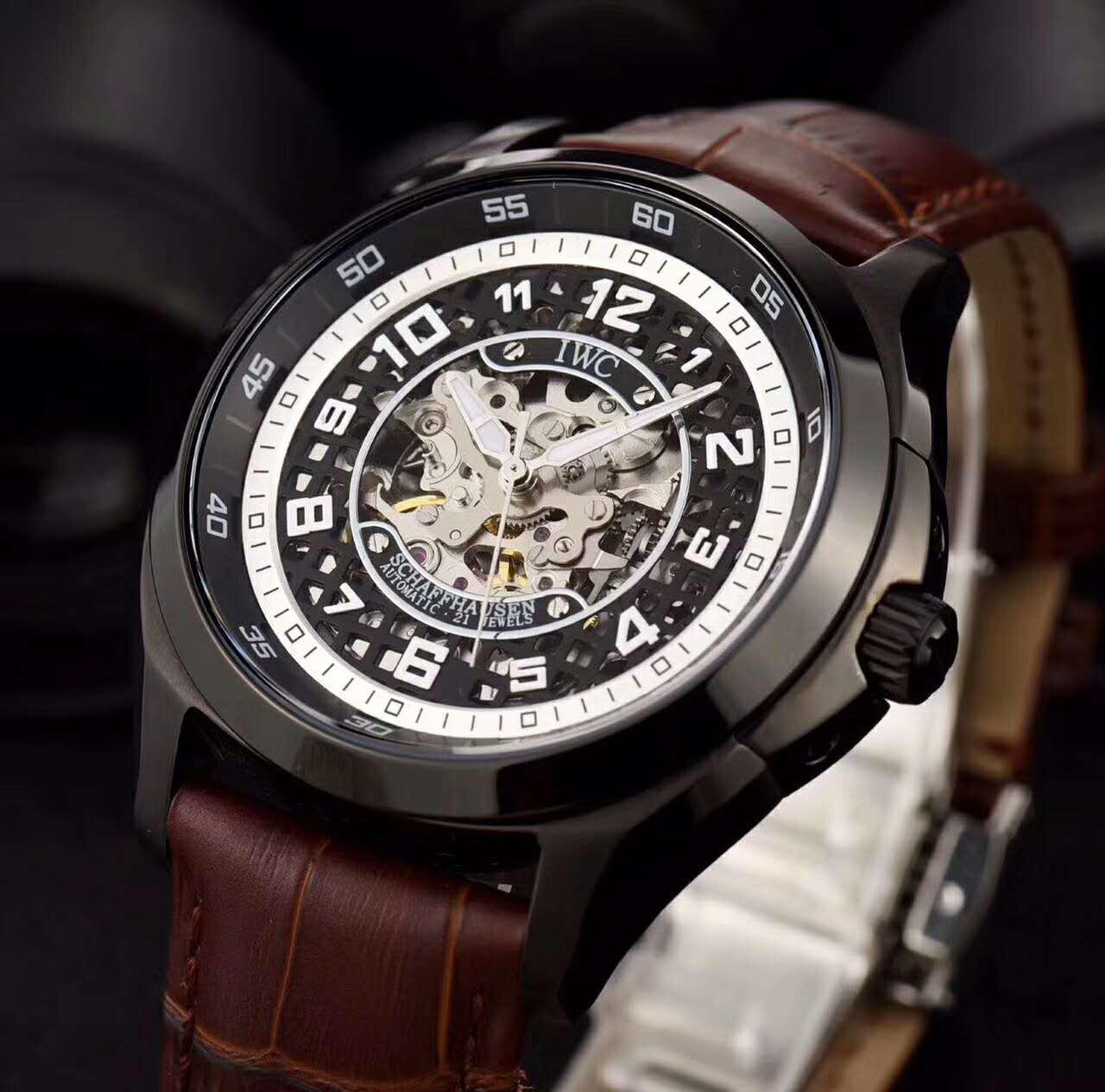 高仿1:1精仿原版复刻N厂这款万国手表是真表还是假表?... _中贸网