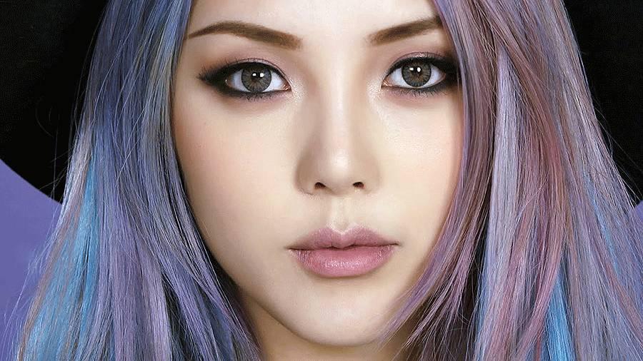 上镜最好看的 绝对是粉色 不过粉色头发真的不太好对付 染发之前要 漂图片