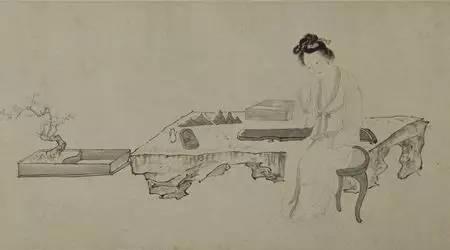 19)故宫博物院,上海博物馆,南京博物院,天津博物馆收藏的明清时期人物