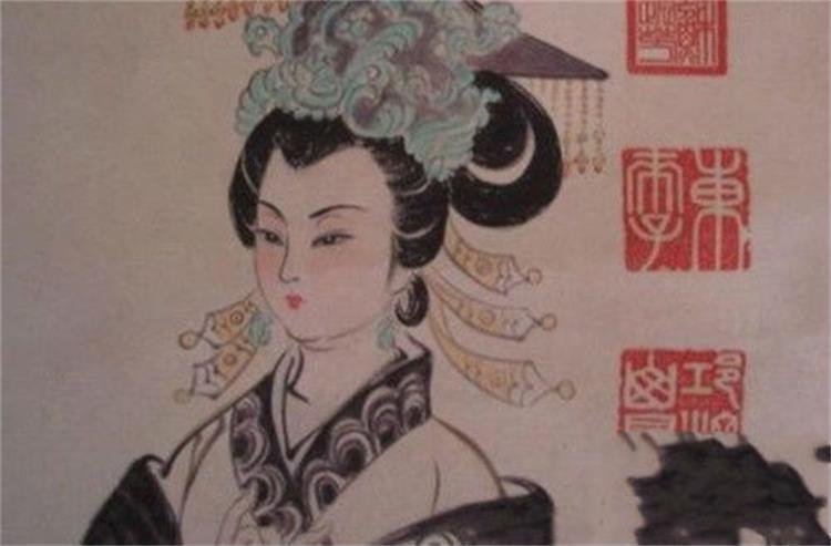 历史真实武则天_中国历史上第一个女皇帝大家一般都会认为是武则天,但是隋末文佳皇帝