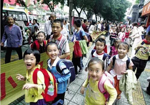 开学季|深圳家长注意了,孩子一年级入学,你该这样做!图片