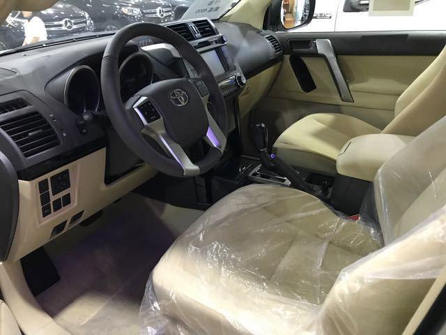 17款丰田强横4000中东版报价普拉多4.0报价丐版最低价格