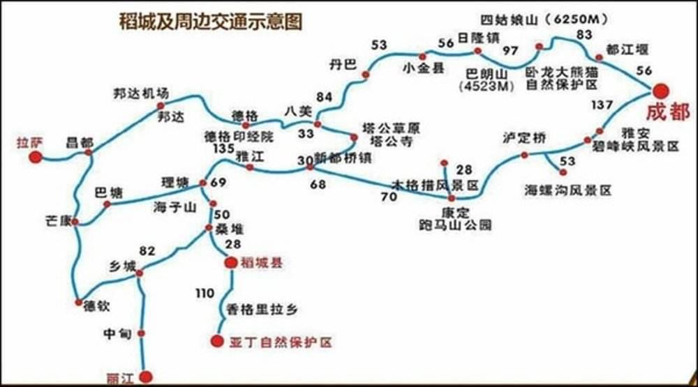 稻城亚丁,这个最热门的旅游胜地!但为何多数人却不会再去?