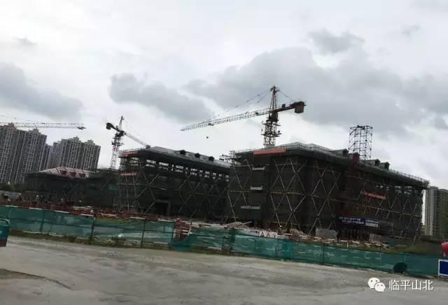 地块南侧已有杭二中树兰学校,杭州余杭实验中学图片