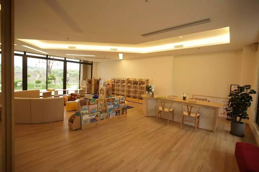 中国特色瑞吉欧国际化幼儿园昨天正式落户虎门!图片
