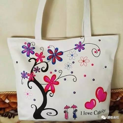 【免费diy手绘活动】您想拥有一个超酷的书包吗!