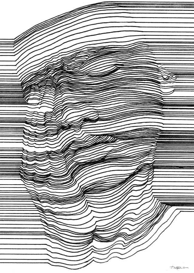 线网矢量图