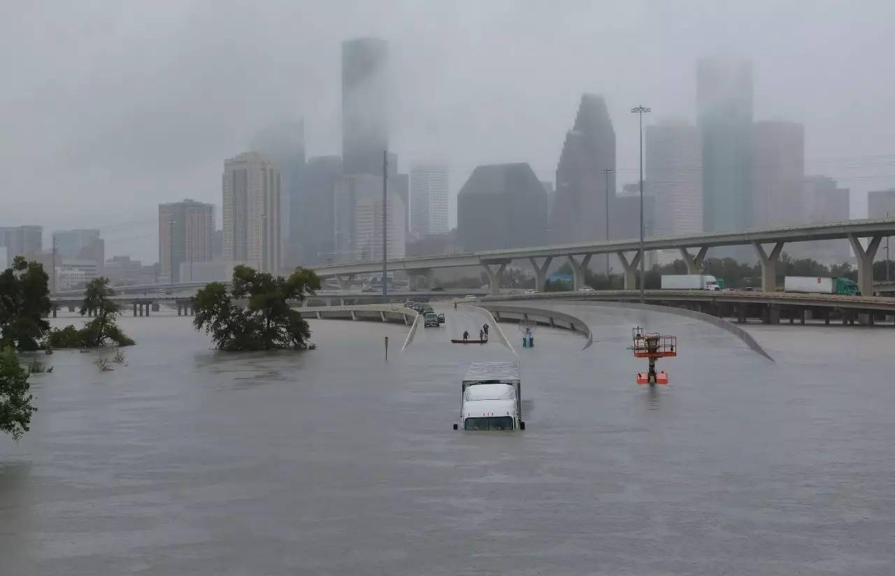 达拉斯 德州的转型样本,飓风来了也不怕