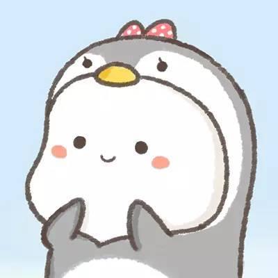△ 企鹅头像(女生)