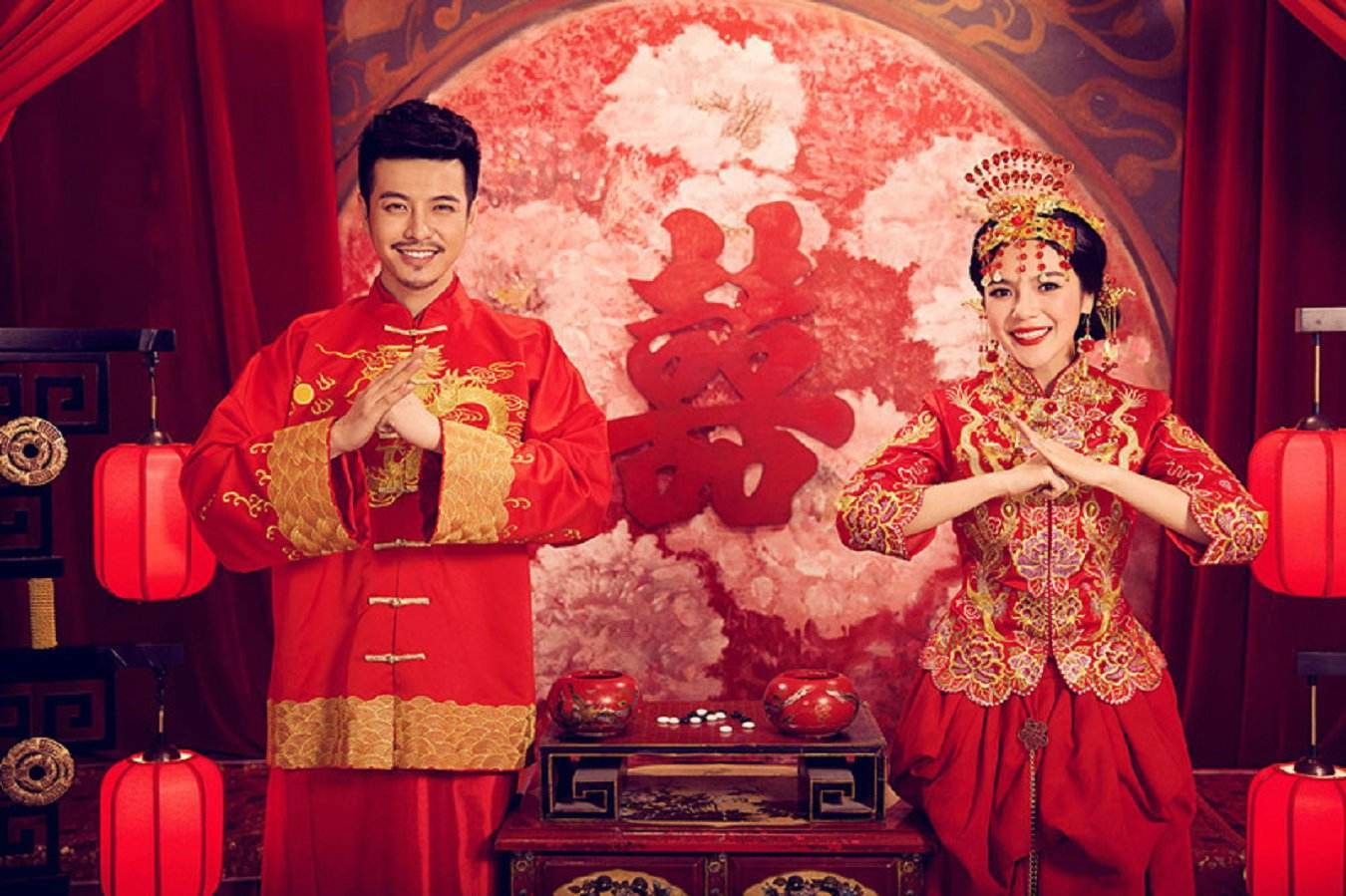 中式婚礼or西式婚礼?图片