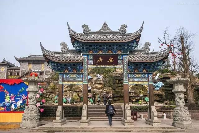 出发  重庆周边的水乡古镇,安静闲适又古朴_搜狐旅游