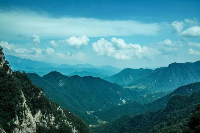 河南最美高速即将建成,名副其实的景观大道,想想就有点小激动!